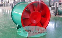 消防排烟风机的自然排烟和机械排烟原理概述